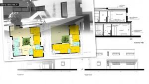 IDEO360 : Projet Maison contemporaine